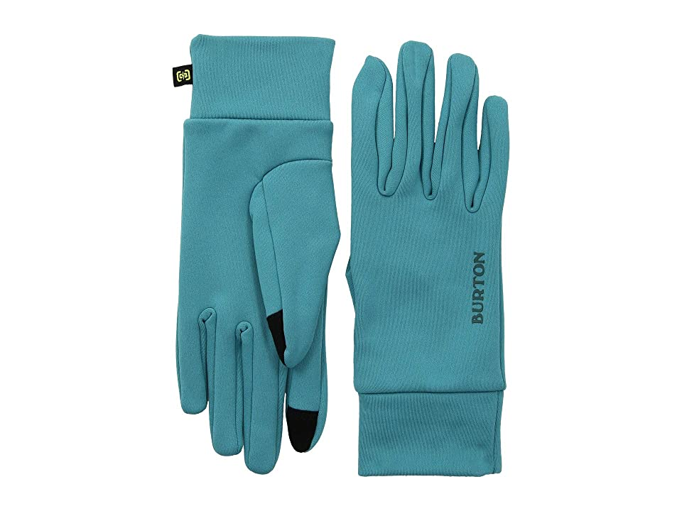Burton Kids Screengrab Liner Gloves (Little Kids/Big Kids) (Tahoe) Snowboard Gloves