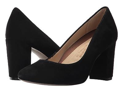 Walking Cradles Matisse (Black Suede) High Heels