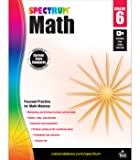 Spectrum | Math Workbook | Grade 6, Printable