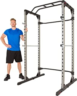 Max Power Cage with Optional LAT Pull-Down Attachment