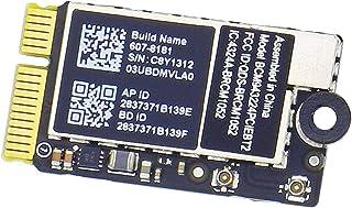 قطعة غيار بطاقة شبكة لاسلكية مطار بلوتوث لاسلكية من ويلهوم BCM943224PCIEBT2 لجهاز MacBook Air 11 بوصة A1370 13 بوصة A1369 ...