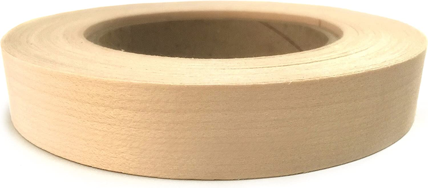 Edge Supply Birch Pre Dealing full price reduction Finished Preglued Veneer Wood Edg 55% OFF 2