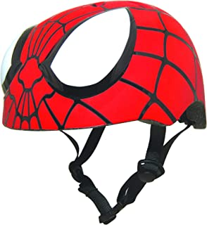 Marvel Hero Casco del Hombre Araña, Rojo