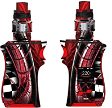 Decal Kid Skin For SMOK Mag 225W - Sidewinder Red | Protective, Durable, and Unique Vinyl Decal wrap cover | Easy To Apply, Remove, and Change Styles (RIGHT HAND)