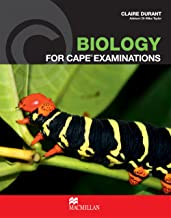 Biology for CAPE Examinations