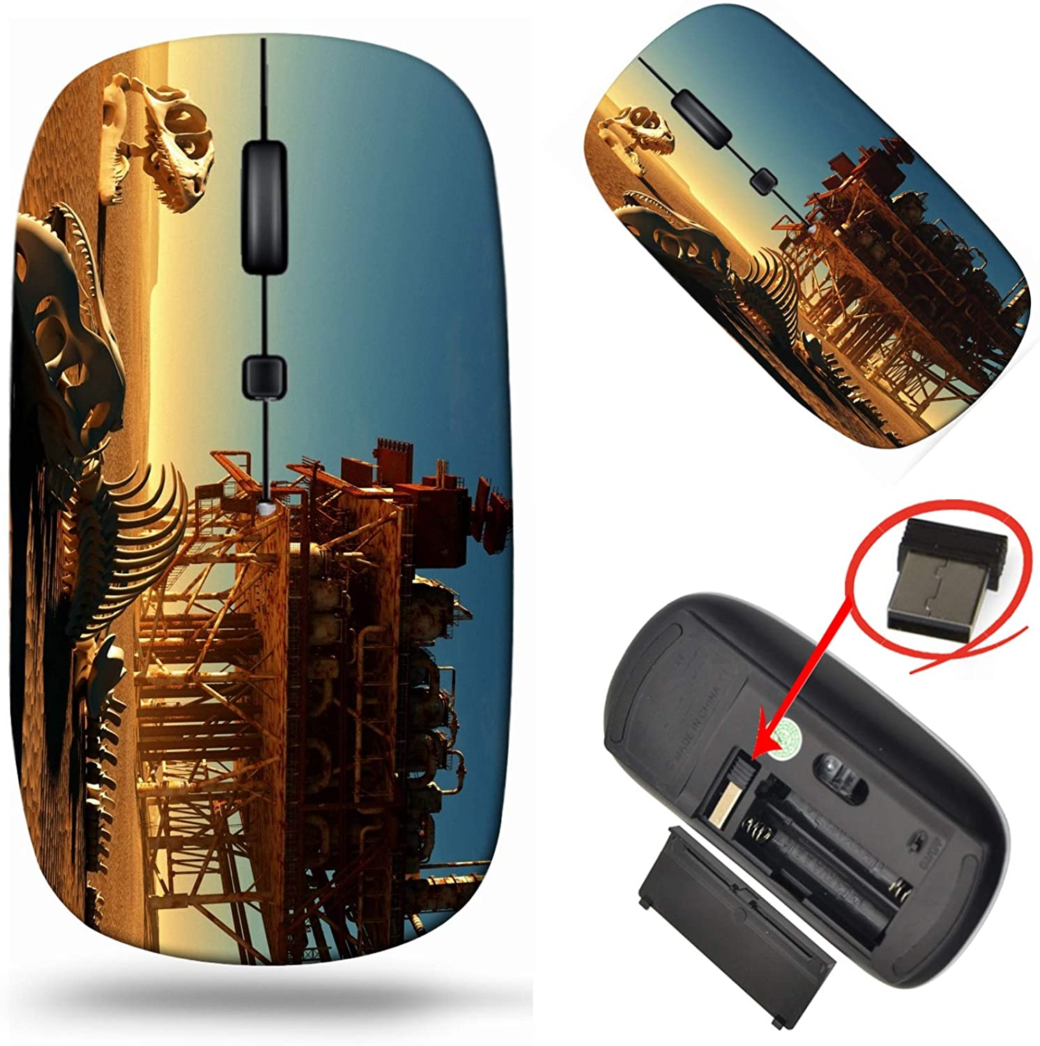 MSD Computer Wireless Mouse Tra USB Japan's largest assortment 2.4G Outlet SALE Laptop