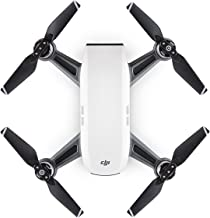 DJI Spark Quadcopter, Full HD With 2 Axis Gimbal, Alpine White