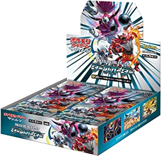 ポケモンカードゲーム サン&ムーン 強化拡張パック 「ダークオーダー」 BOX