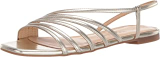Katy Perry Women's The Pearla Flat Sandal champagne 5.5 M M US