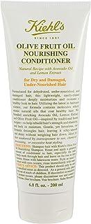 [Kiehl's ] キールズオリーブフルーツオイル栄養コンディショナー200Ml - Kiehl's Olive Fruit Oil Nourishing Conditioner 200ml [並行輸入品]