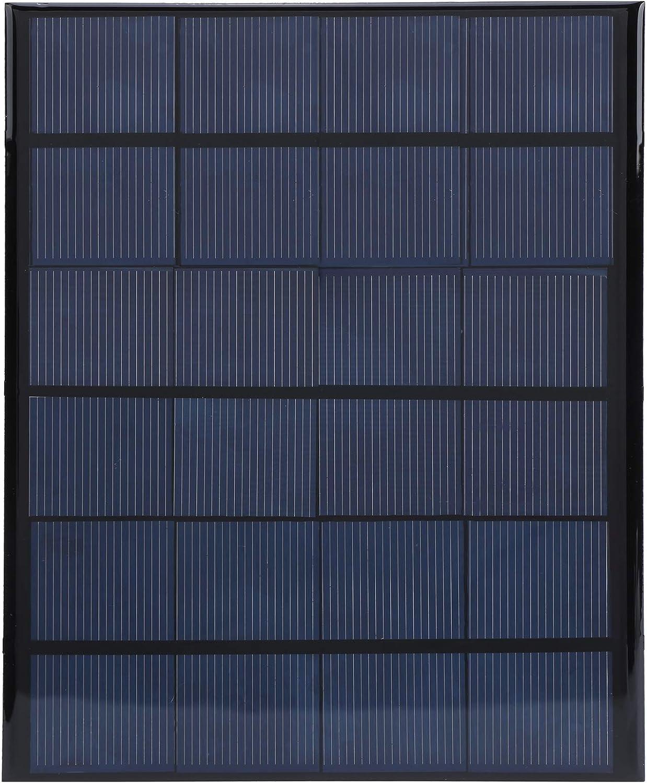 Deror Solar Panel Save money Module Epoxy Ce Seasonal Wrap Introduction Battery Small Mini