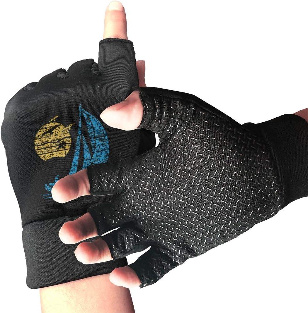 2021 half Men Women Sailing Copper Arthritis Computer Gloves Typing an for