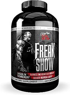 Rich Piana 5% Nutrition Freak Show 180 Capsules (30 Servings)