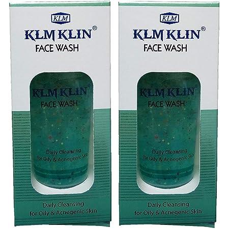 KLM KLIN FACEWASH BIG (Pack of 2 * 100ML)
