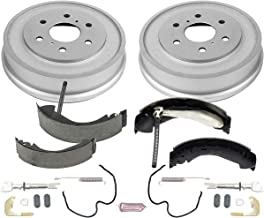 Power Stop Rear KOE15394DK Daily Driver Drum and Shoe Kits