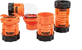Camco 39733 RhinoFLEX 4-in-1 Sewer Elbow