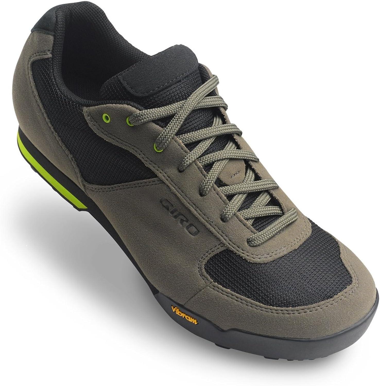 Giro Rumble Vr MTB shoes Mil Spec Olive Black 43