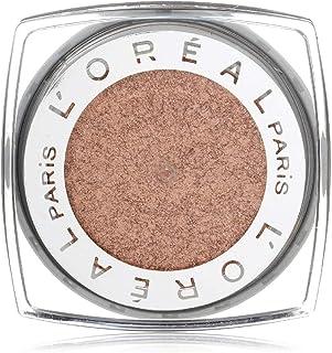 L'Oréal Paris Makeup Infallible 24HR Shadow, luxurious powder-cream eyeshadow, high-pigment color, velvety formula, creamy...