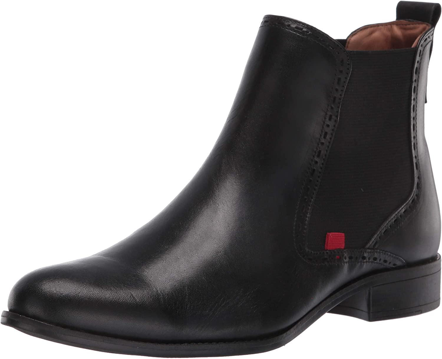 Marc Joseph New York 人気激安 高級 Women's Chelsea Perforate Leather with Boot