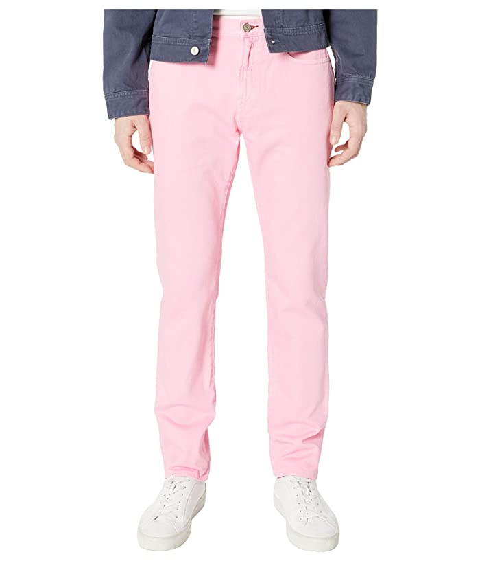 Men's Vintage Pants, Trousers, Jeans, Overalls Paul Smith PS Slim Fit Jeans Powder Mens Jeans $195.00 AT vintagedancer.com