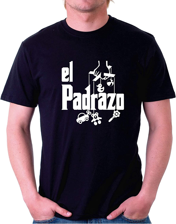 Custom Vinyl Camiseta Dia del Padre El padrazo (Video, L ...