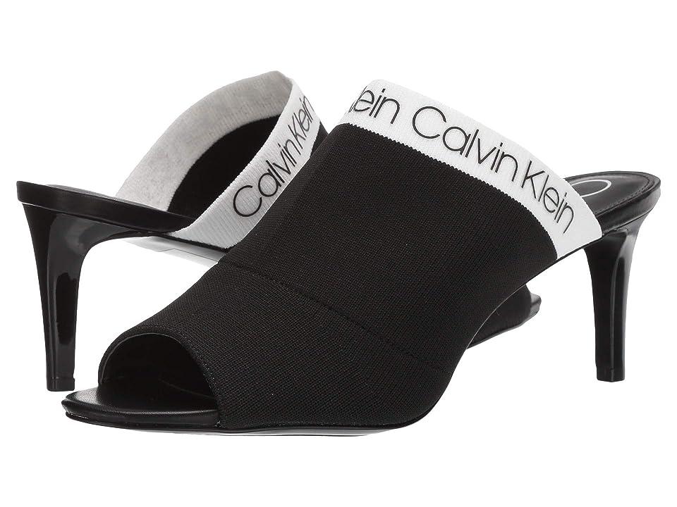 Calvin Klein Coraline (Black Stretch Knit) Women