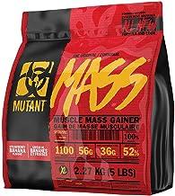 Mutant Mutant Mass – 2 27 kg Strawberry Banana Creme Estimated Price : £ 25,93