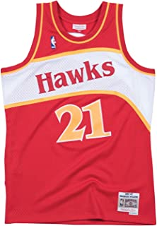 Best mitchell and ness dominique wilkins jersey Reviews
