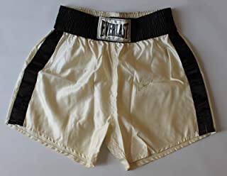 Muhammad Ali signed autographed vintage Everlast trunks shorts! RARE! LOA! - JSA Certified - Autographed Boxing Robes and Trunks
