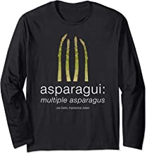 Impractical Jokers Asparagui Definition Long Sleeve Shirt