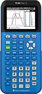 Texas Instruments TI-84 Plus CE Lightning Graphing Calculator