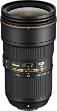 Nikon 24-70mm f/2.8E VR AF-S ED Nikkor Zoom Lens - (Renewed)