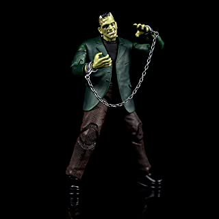 """Jada Toys Universal Monsters 6"""" Frankenstein Action Figure, Toys for Kids and Adults, 31958"""
