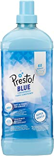 Marca Amazon - Presto! Suavizante concentrado azul, 360 lavados (6 Packs, 60 cada uno)