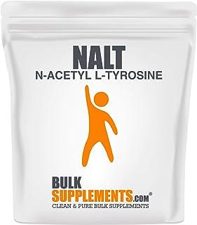 BulkSupplements N-Acetyl L-Tyrosine (NALT) Powder (1 Kilogram)