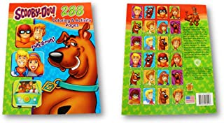 Scooby-doo Ruh Roh! Coloring & Activity Book (288 Pgs.)