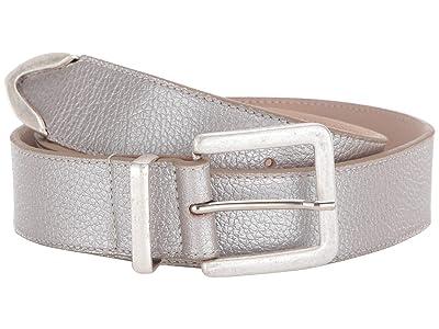 Leatherock Mia Belt (Silver) Women