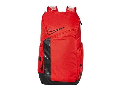 Nike Hoops Elite Pro Backpack (University Red/Black/Black) Backpack Bags