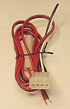 CBK Supply - Cea-MC625 4-pin 12VDC powercord Uniden President Marine Vhf LTD715 MC635 MC1010