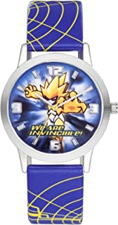 Time100 Kid's Digital Timing Multifunctional Black Strap Sport Watch for Boys and Girls (Blue 2)