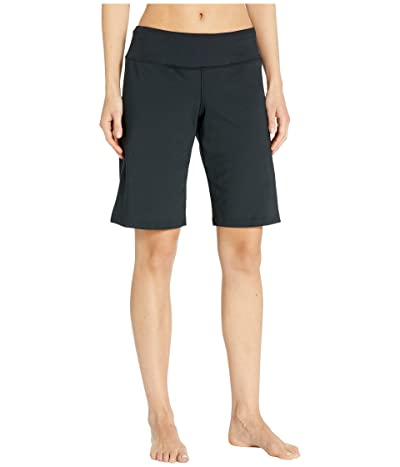 Brooks Greenlight Relaxed 11 Shorts (Black) Women