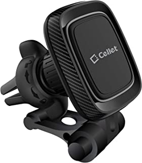 Cellet Super Strong Magnetic Air Vent Mount, Holder, Compatible for Samsung Note 9,8,5 Galaxy A6, S9,S9 Plus,S8,S8+/S8 Active,J7,J7 V 2nd Gen,J3,J3 V 3rd Gen,J7 Refine,J3 Achieve,J3 Star,J7 Star