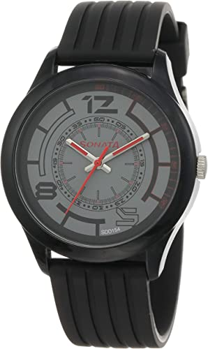 Analog Black Dial Men s Watch NM77007PP02 NL77007PP02