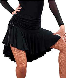 TongCart Frauen Latin Dance Rock Ballsaal Tango Schaukel Rumba Cha Cha Tanzen Kostüm Kleid