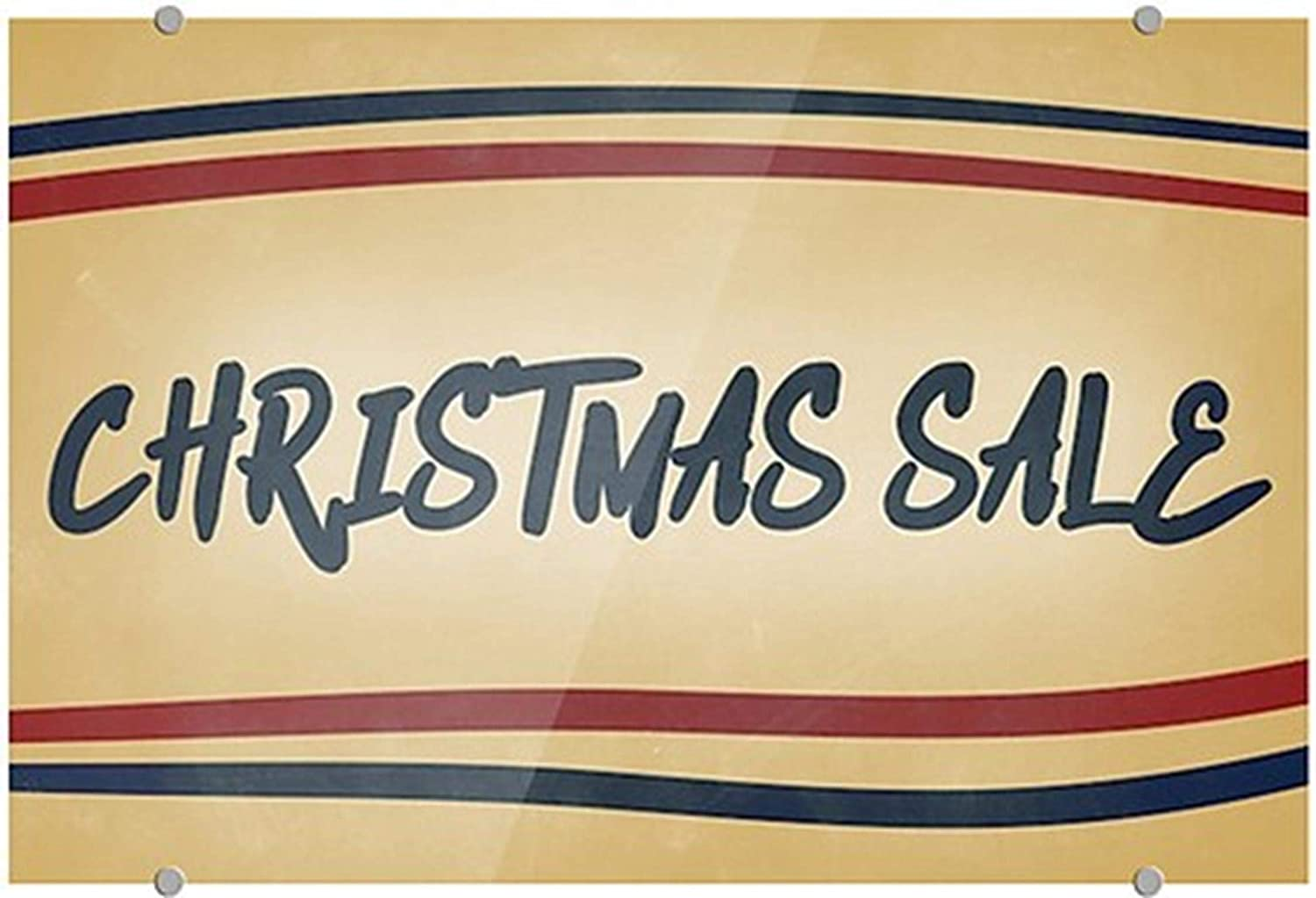 Cheap mail order specialty store Inexpensive CGSignLab 2455057_5mbsw_36x24_None Christmas Sale Str Nostalgia