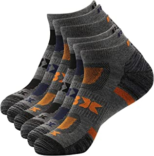 RBX Active 6 Pack Men's Low Cut Socks
