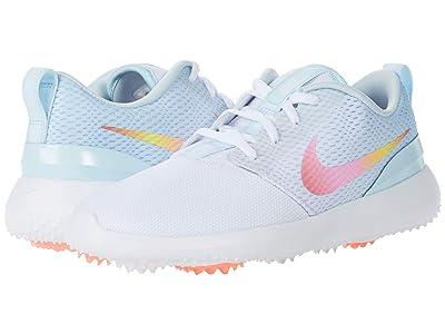 Nike Golf Roshe G (Topaz Mist/Laser Crimson) Women