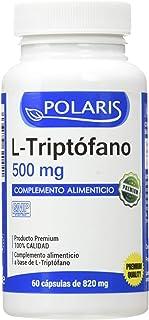 Polaris L-Triptofano 500Mg. 60Cap 1 Unidad 200 g