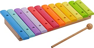 HABA Wooden Xylophone Game | Child-Safe Kids Xylophone - Well Crafted Package for The Classic Xylophone Designed for Prese...