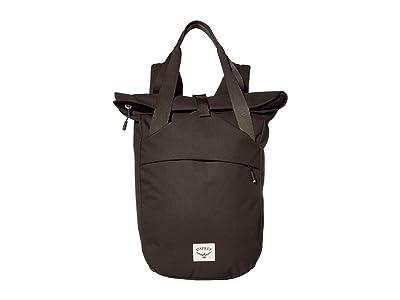 Osprey Arcane Tote Pack (Stonewash Black) Backpack Bags